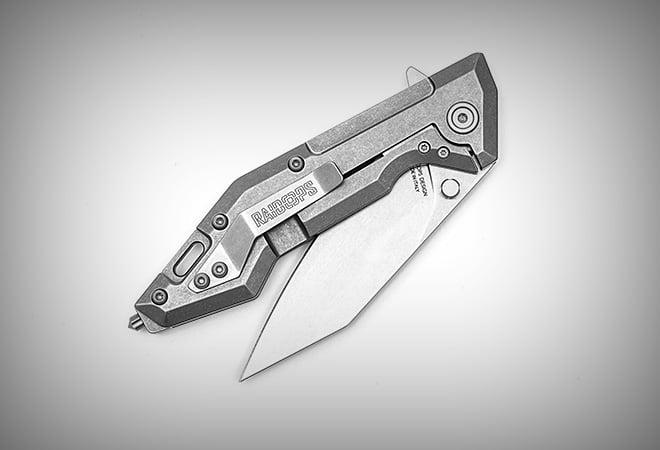 Raidops Centauro Knife /// VINJABOND