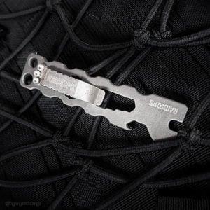Titanium EDC Tradecraft // Raidops CQB Tool