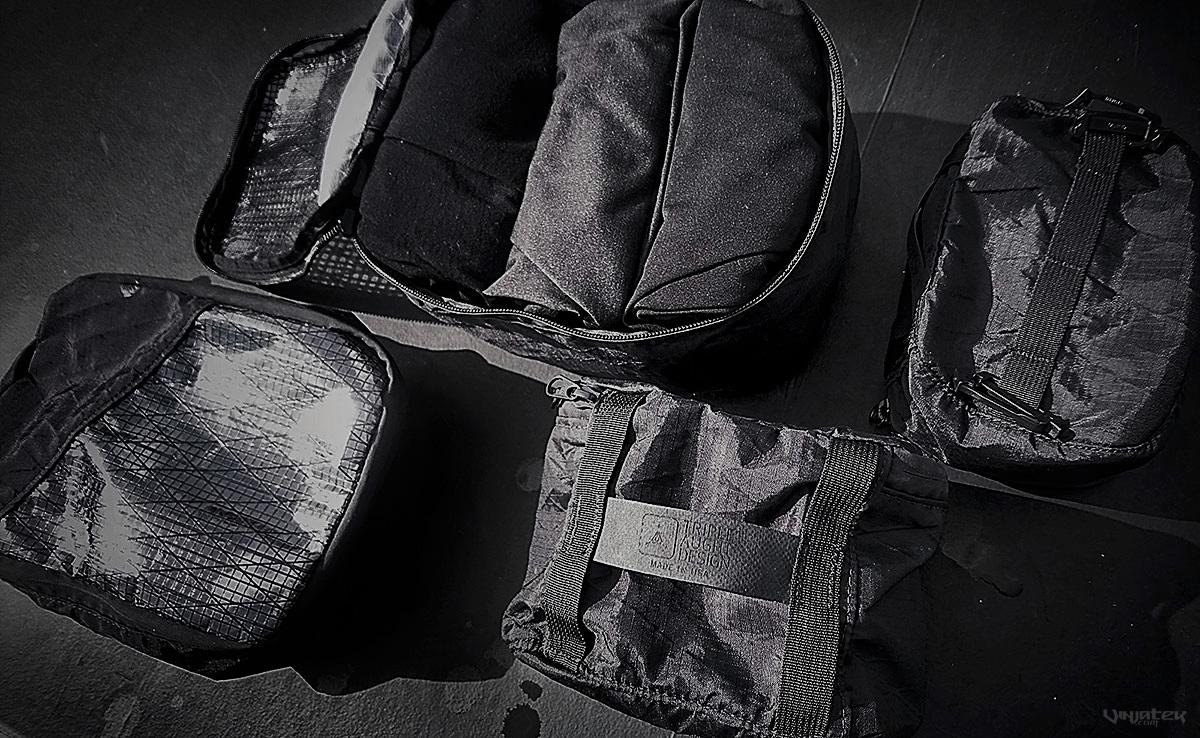 Triple Aught Design Transport Cubes // The Rule of 3 Vagabond Packing Hack /// Vinjatek
