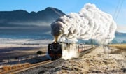 Trans-Siberian Railway Train /// Vinjatek