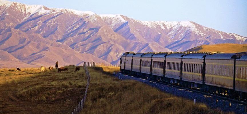 Trans-Siberian Railway /// VINJABOND