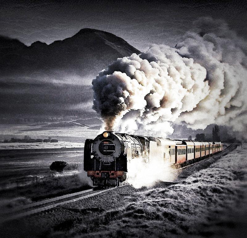 Before I Die... ride the Trans-Siberian Railway /// VINJABOND
