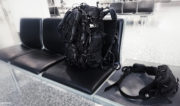 FAST Pack EDC Backpack at Ngurah Rai Airport in Bali, Indonesia /// Vinjatek