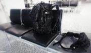 FAST Pack EDC Backpack at Ngurah Rai Airport in Bali, Indonesia /// Vinjatek