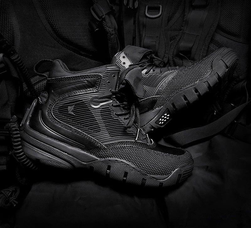 "LALO Shadow Amphibian 5"" Boots /// VINJABOND"