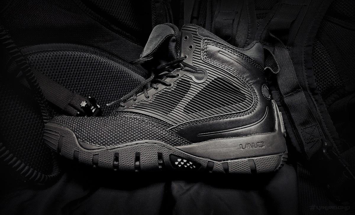 LALO Shadow Amphibian Boots Inside /// VINJABOND