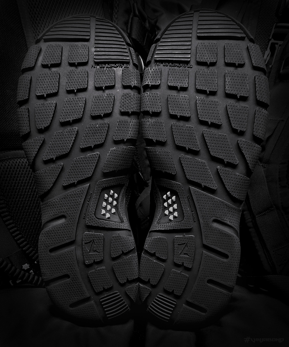 LALO Shadow Amphibian // Injection Molded Outsoles