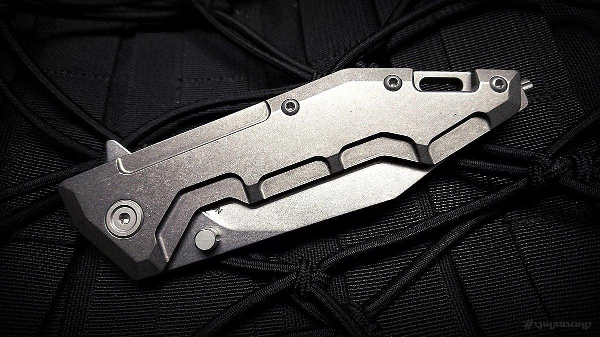 Raidops Centauro Knife 3 /// VINJABOND