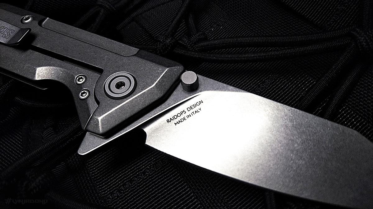 Raidops Centauro Knife Pivot /// VINJABOND