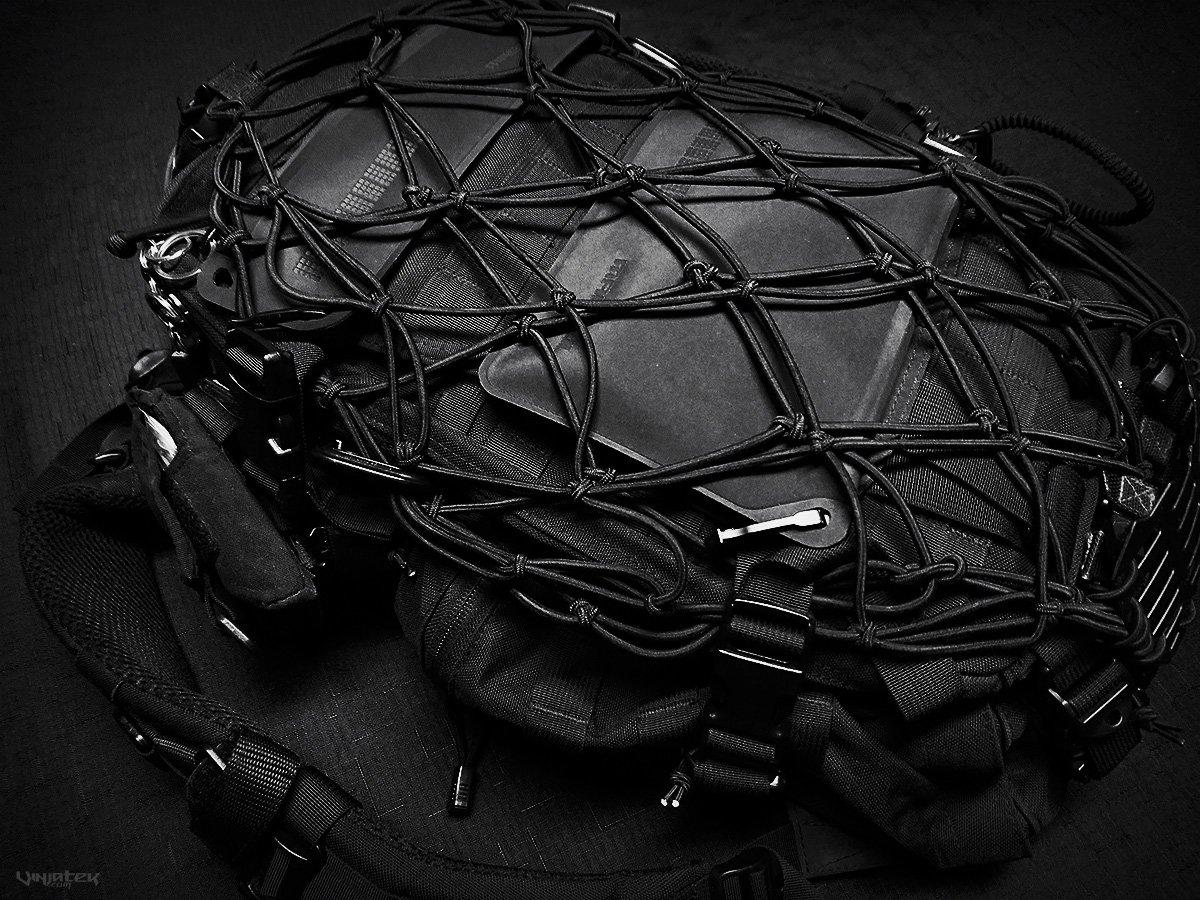 Tactical Backpack /// Vinjatek
