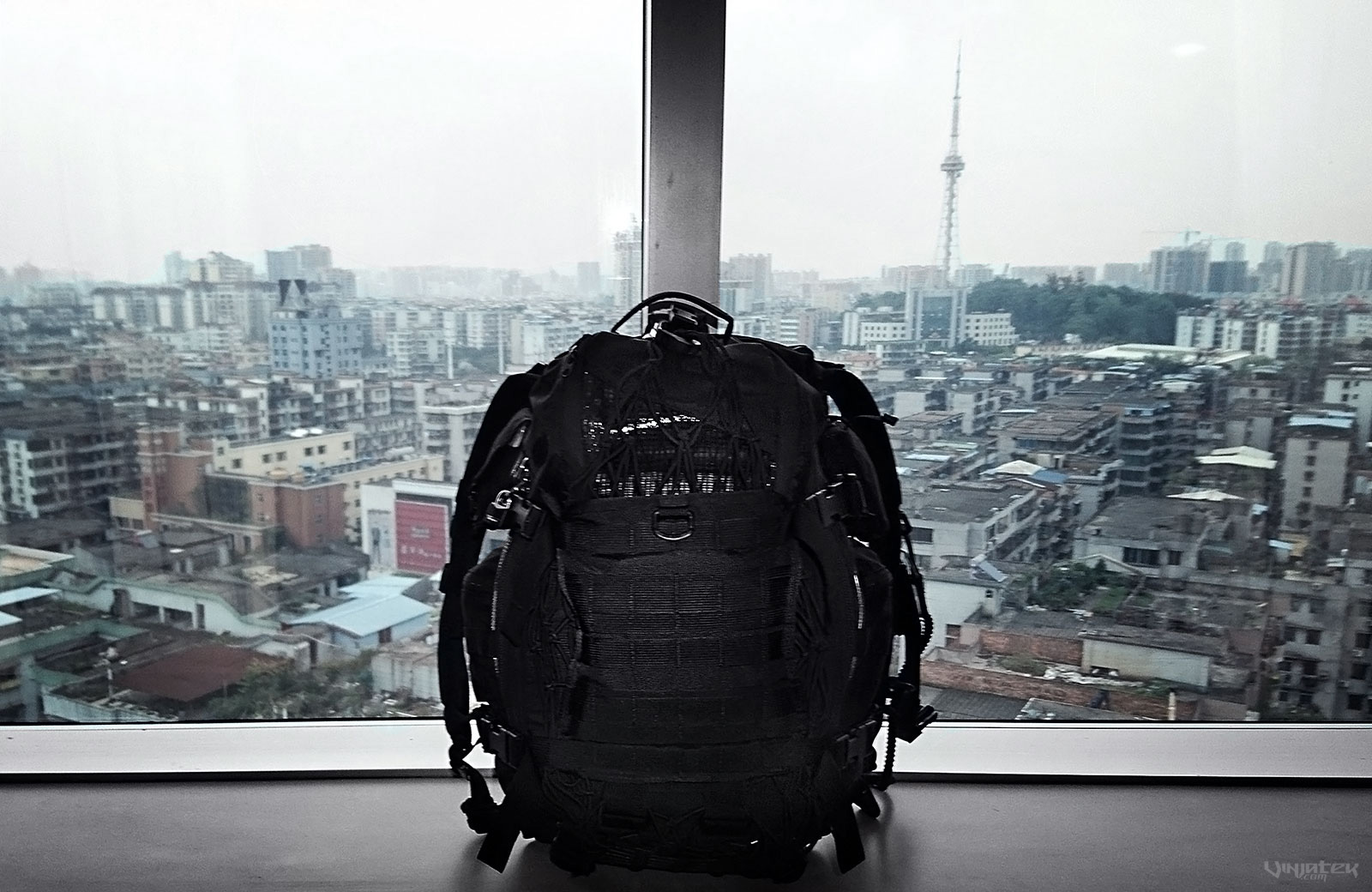 Vinjatek Go-Bag in Guangzhou, China ///