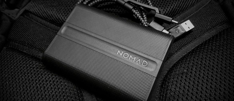 Nomad PowerPack /// Vinjatek