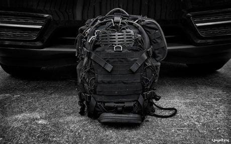 FAST Pack EDC Backpack Mod Setup /// Vinjatek