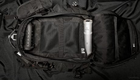 FAST Pack EDC Backpack Mod - The Base /// Vinjatek