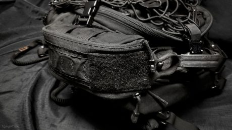 FAST Pack EDC Backpack Mod - The Sidearm /// Vinjatek