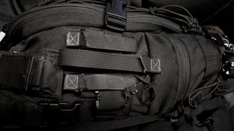 FAST Pack EDC Backpack Mod - The Handle /// Vinjatek