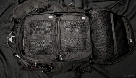 FAST Pack EDC Backpack Mod - The Top /// Vinjatek