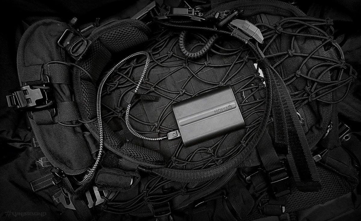 Nomad PowerPack w/ Backpacks /// Vinjabond
