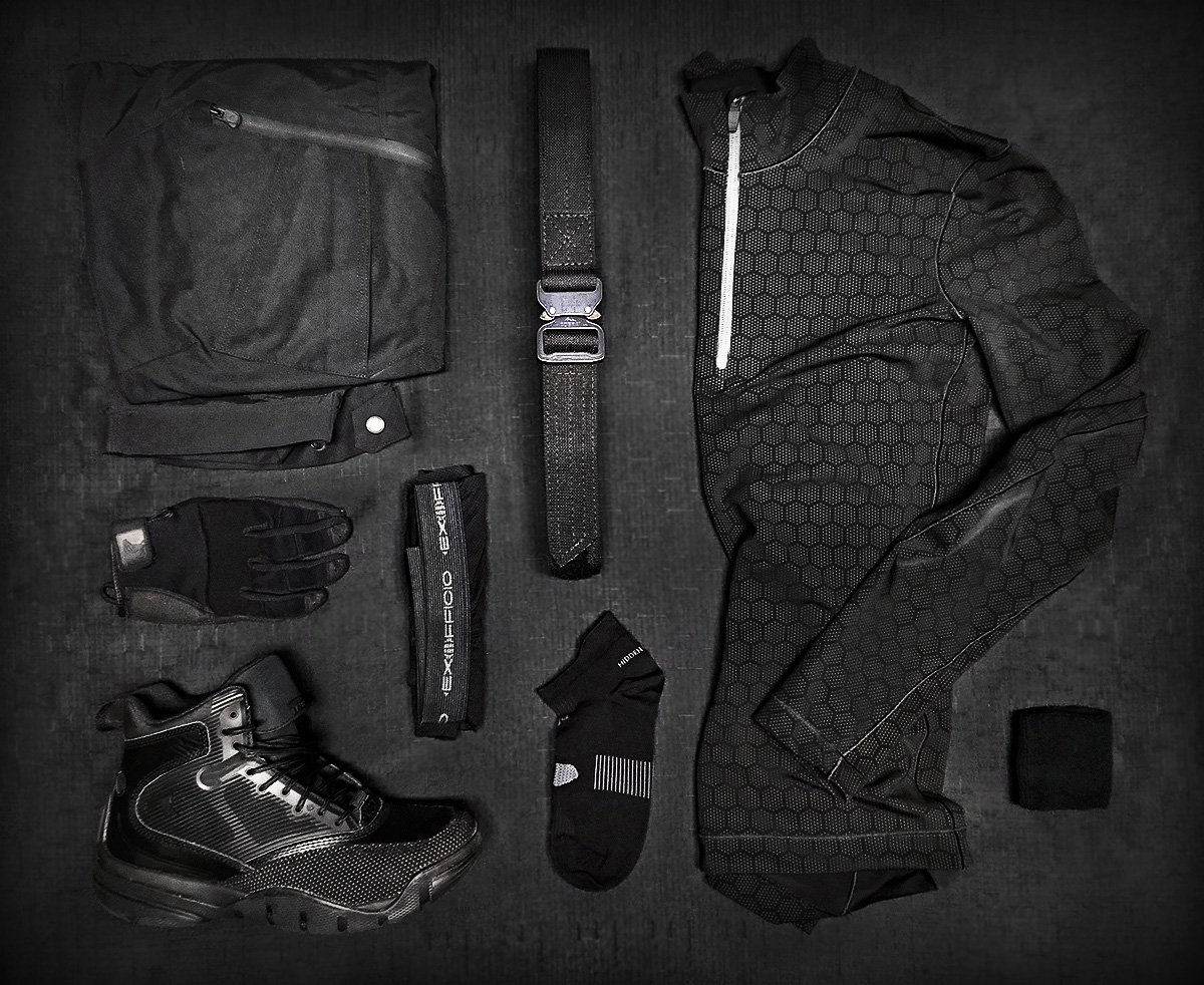 Menswear: Technical / Tactical Casual // VInjatek