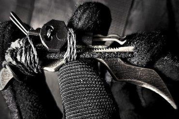 Stealth SERE Kit with Blade /// Vinjatek