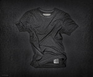 Condition Black Ceramic T-Shirt /// Vinjabond