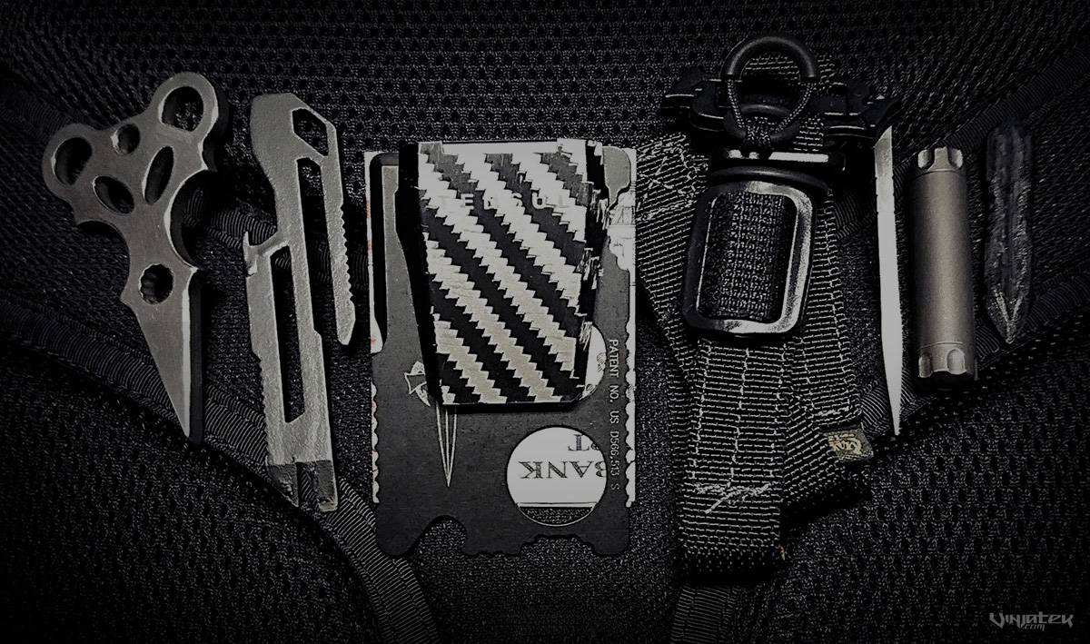 Special Circumstance and Improvisational Weaponology EDC /// Vinjatek