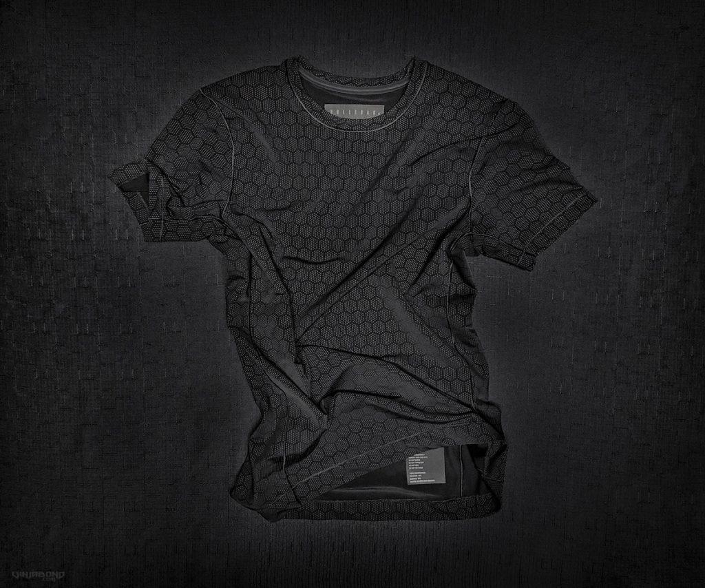 Condition Black Ceramic T Shirt by Vollebak /// Vinjabond