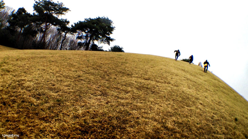 Royal Tombs of the Joseon Dynasty in Seoul, Korea /// Vinjatek