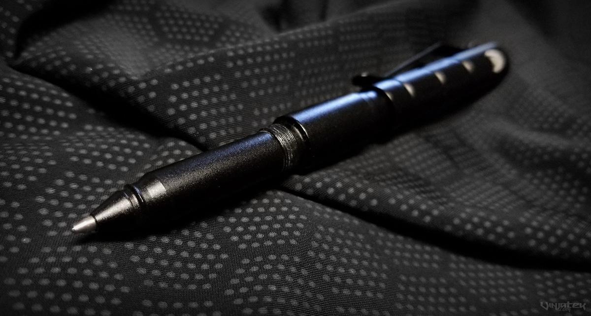 BSS Tac Pen Writing Ready