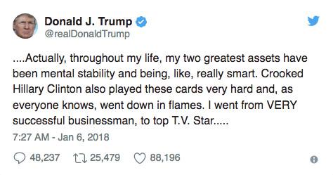 Donald Trumps is a Genius /// Vinjatek