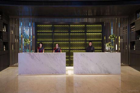 Bangkok Marriott Hotel Sukhumvit /// Vinjatek