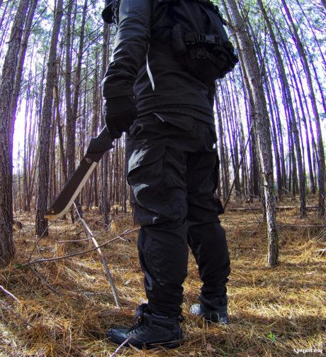 John V Cain in the Woods /// VInjatek
