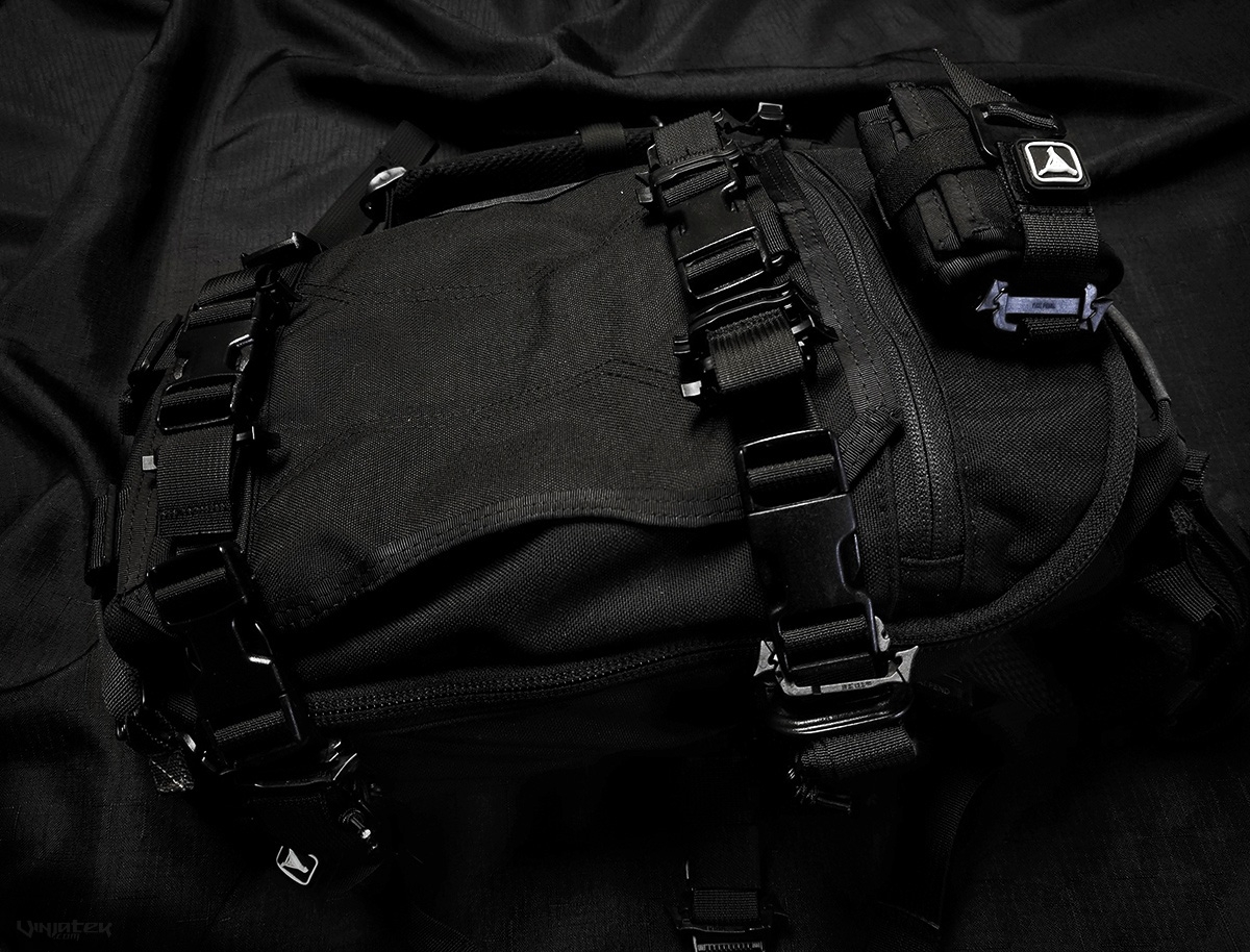 SERE Pouch 1 /// Backpack Setup
