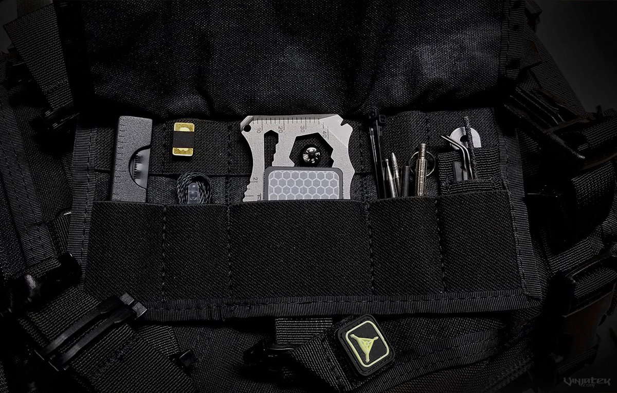 SERE Pouch 1 with Kit /// Vinjatek