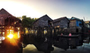 Floating Village of Sieam Reap, Cambodia /// Vinjatek
