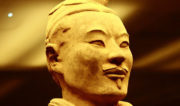 Sun Tzu Portrait Statue /// Vinjatek