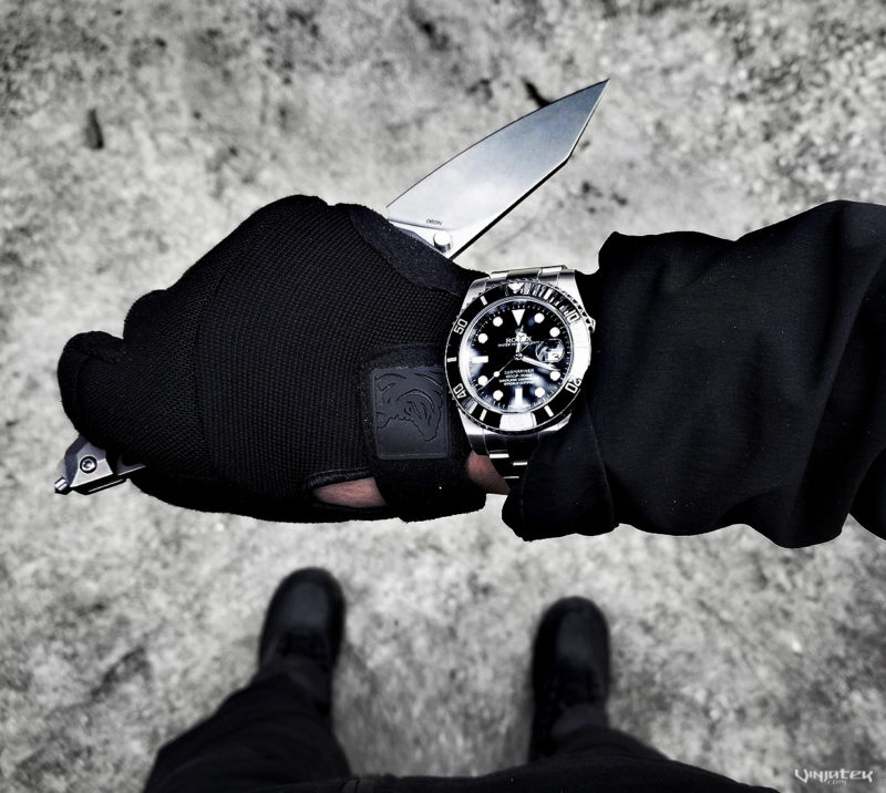 Casually Tactical Wristgame + Menswear /// Vinjatek