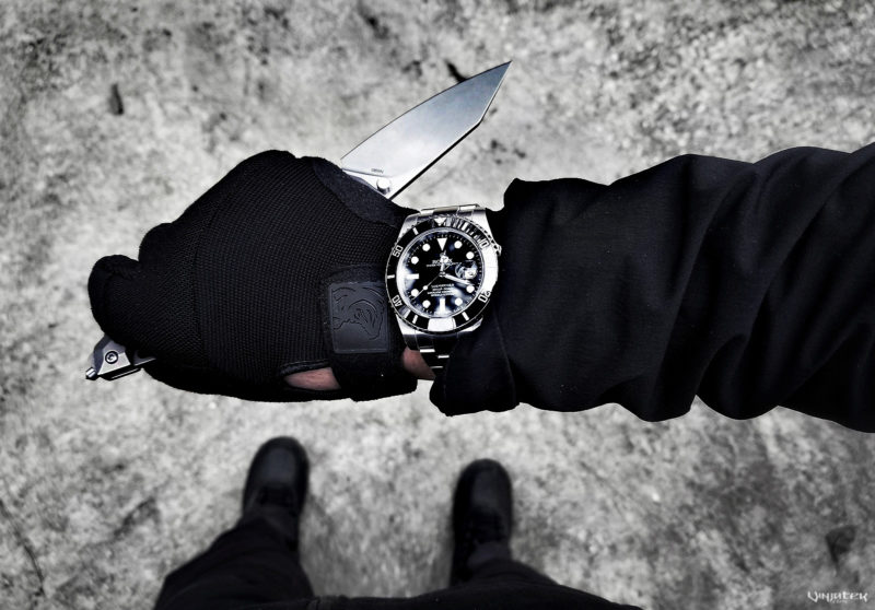 Casually Tactical Wristgame + Menswear /// Vinjatek