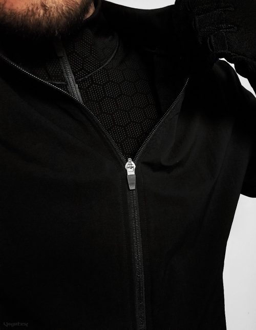 Vollebak Condition Black Baselayer and Goruck Simple Windbreaker /// Vinjatek