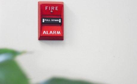 Fire Alarm Pull Station /// Vinjatek