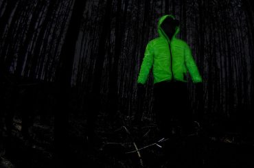Vollebak Solar Charged Jacket Glow in The Dark /// Vinjatek
