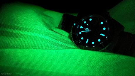 Vollebak Solar Charged Jacket With Rolex Lume /// Vinjatek