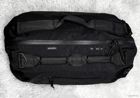 Piorama Adjustable Bag A10 /// Vinjatek