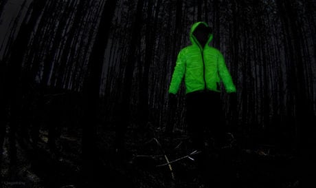 Vollebak Solar Charged Jacket Glow in The Dark /// Vinjatek