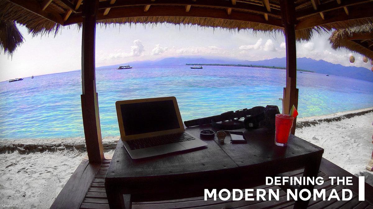Defining The Modern Nomad /// Vinjatek Poster