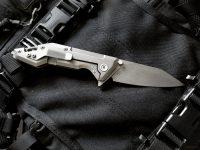 Raidops Centauro Knife: Grey Grails EDC Kit /// Vinjatek