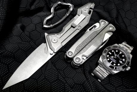 The Grey Grails EDC Kit /// Vinjatek