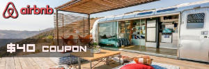 AIRBNB $40 COUPON /// SPN
