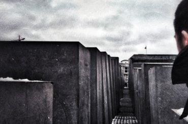 Berlin Holocaust Museum in Germany /// Vinjatek