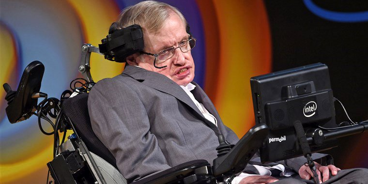 Intelligence is the ability to adapt to change. - Stephen Hawking /// Vinjatek